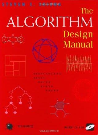 Cover of Algorithm Design Manual