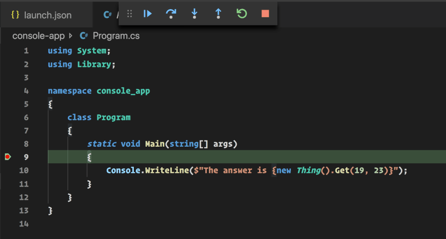 How YOU can get started with  NET Core and C# in VS Code - DEV