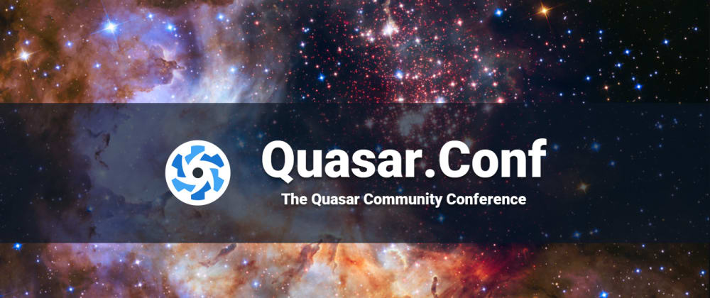 Cover image for Introducing Quasar.Conf