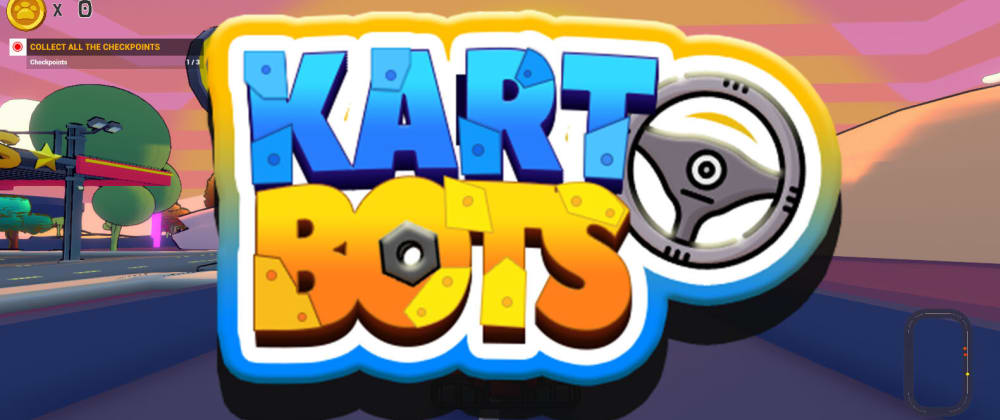 Cover image for Kart Bots by Damien Morales