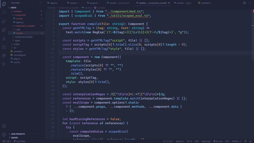VS Code Setup