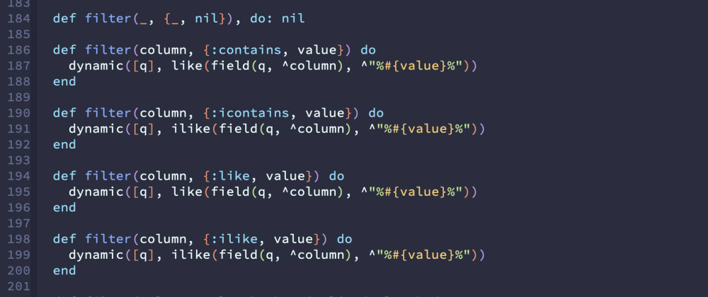 Cover image for Elixir pattern matching in a nutshell