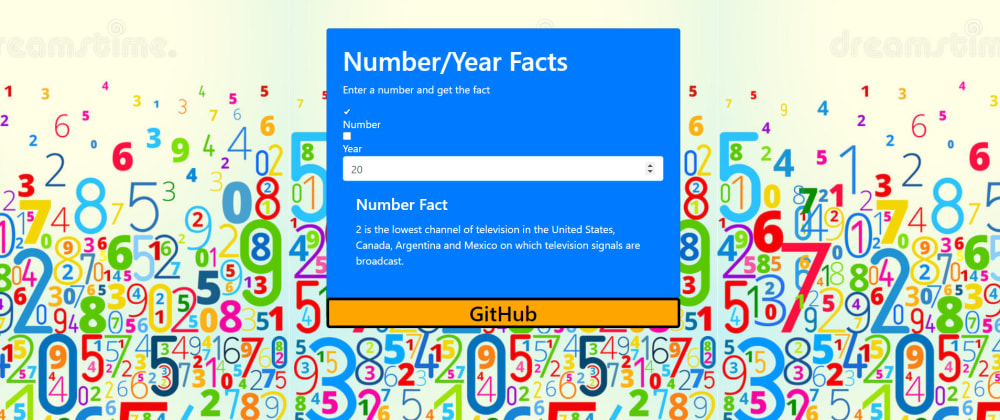 Cover image for Number Fun Facts