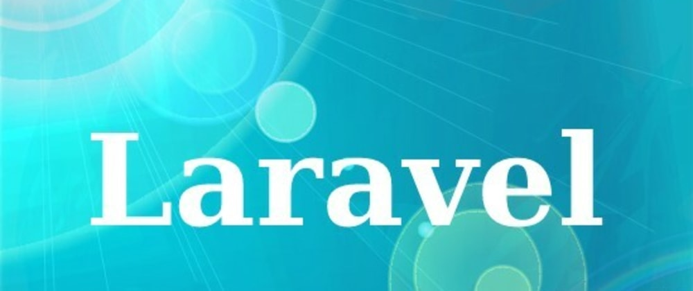 Cover image for Laravel - Introduction