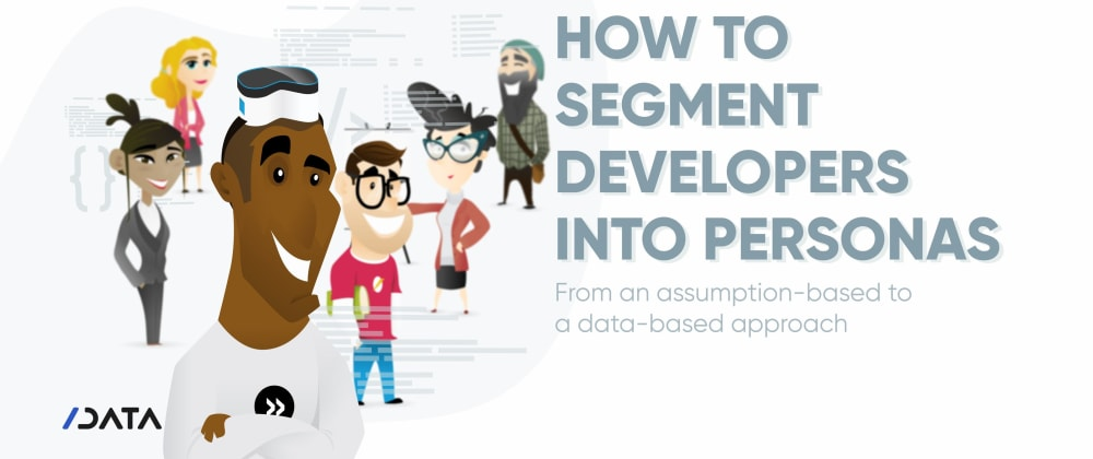Cover image for Segmenting Developers into personas