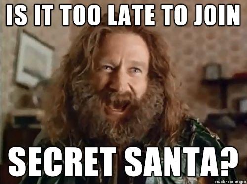 Got some secrets?
