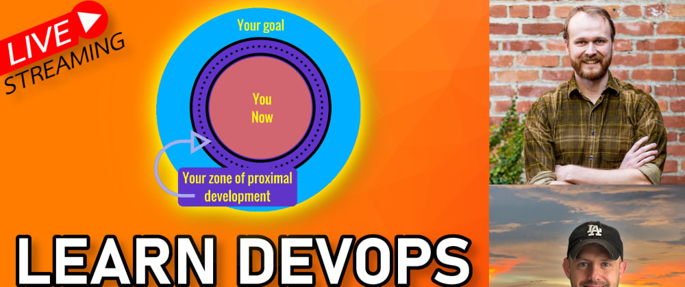 Cover image for Learn DevOps Better and Faster!