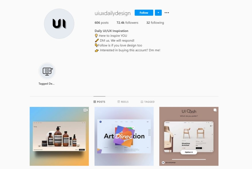 Daily-UI-UX-Inspiration