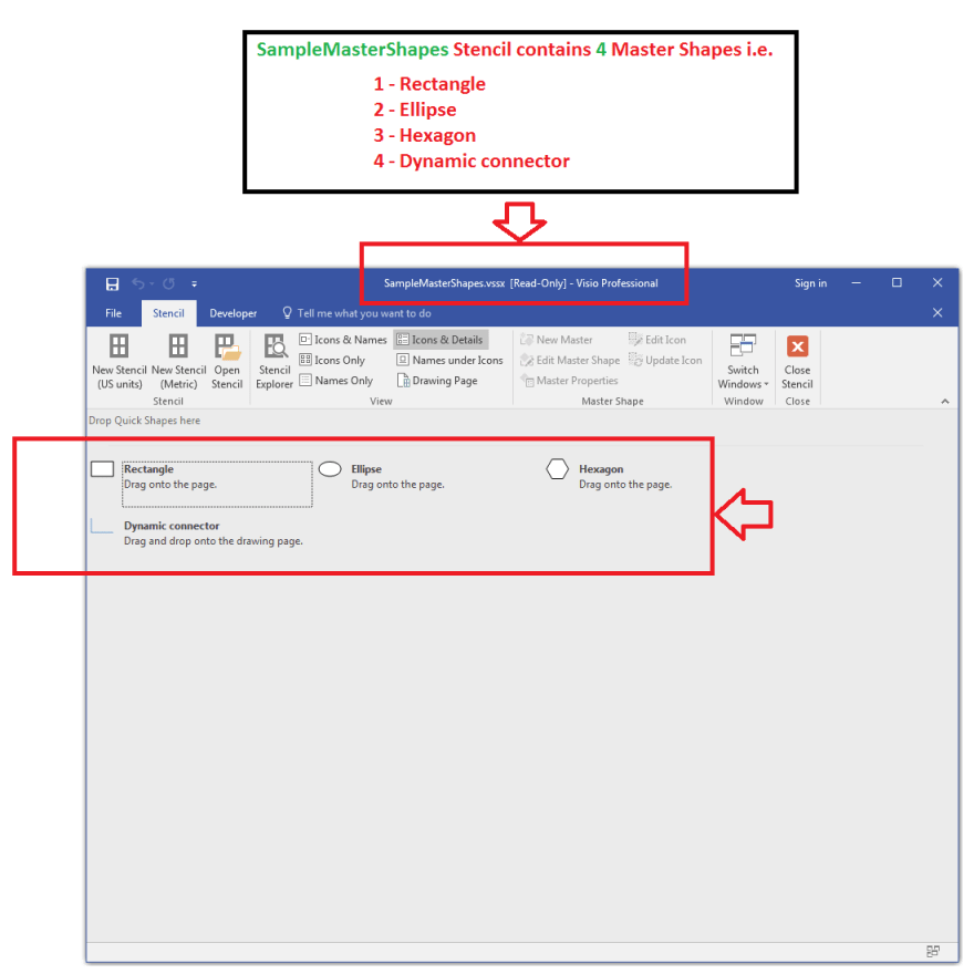 Manipulate Microsoft Visio file format programmatically in