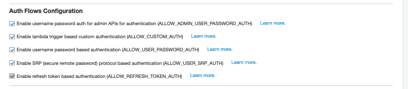 AWS Made Easy AWS Cognito User Pool Authenticate user
