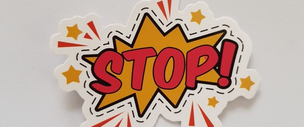 "Cover image for STOP! Automating everything for ""regression"" is a waste of time"