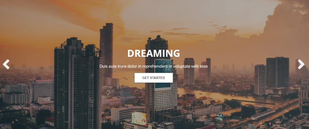 Cover image for How to build a Fullscreen Slider with React Hooks