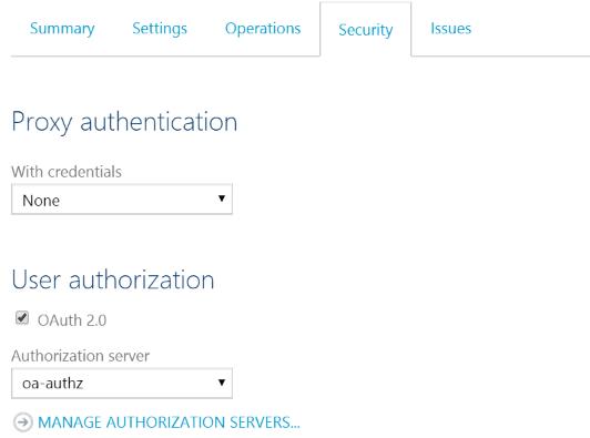OAuth-Configure-API