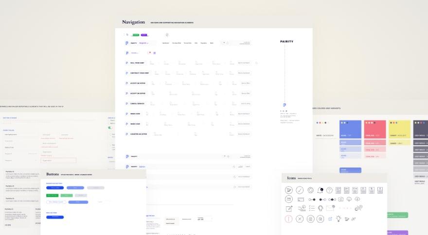 Multi Screen Design System