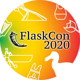 FlaskCon logo