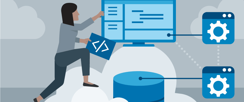 Cover image for Deploy DotVVM and .NET Core web applications to Azure (Everything you need to know)