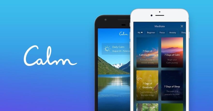 Calm App - Sleep, Meditation and Relaxation
