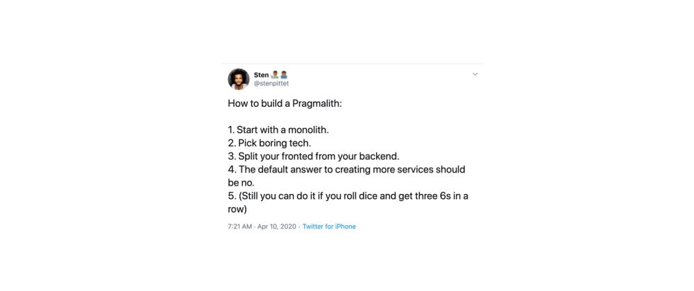 Cover image for How to build a Pragmalith