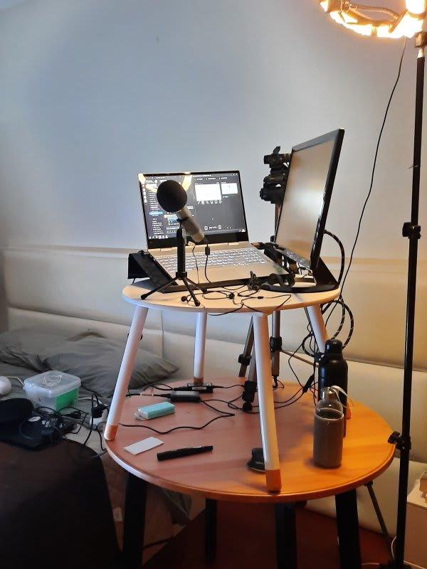 Setup - Stand-up