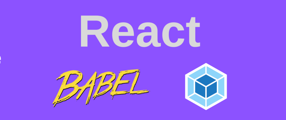 Cover image for Build a Slim React starter from the ground up in 2020