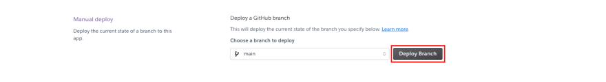 deploy-branch