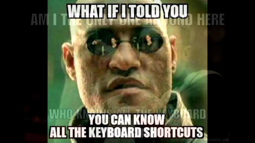 keyboard shortcuts - Eclipse, IntelliJ, Windows 10
