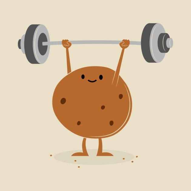 You're a tough cookie.