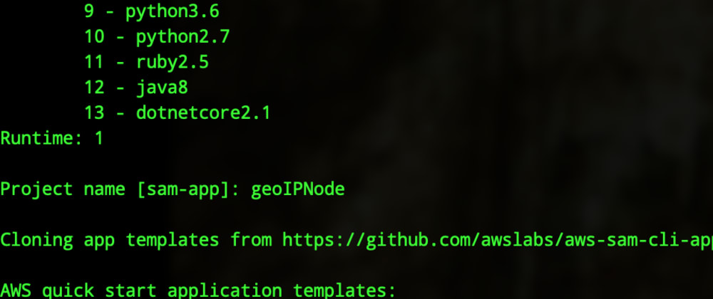 Cover image for Your own GeoIP service 1/2: Maxmind GeoIP + AWS SAM