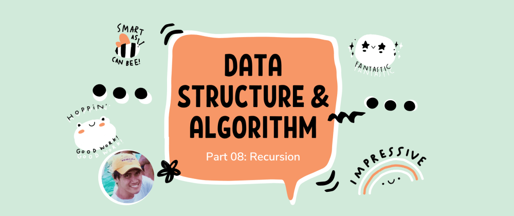 Cover image for Learn Data Structure and Algorithm in JavaScript | Part 08