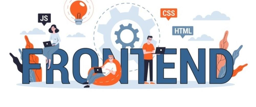Cover image for Front end Web developer