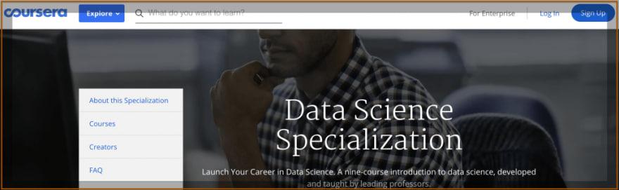 Data Science Specialization