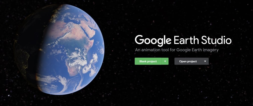 Cover image for Introduction to Google Earth Studio
