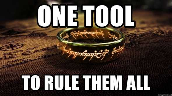 Babel: One tool to rule them all