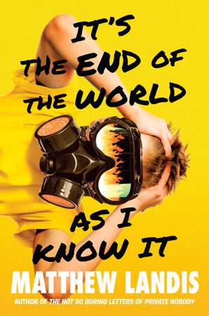 It's the end of the world as we know it!