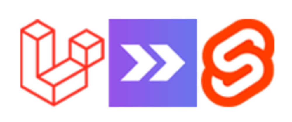 Cover image for Laravel and Svelte with Inertia