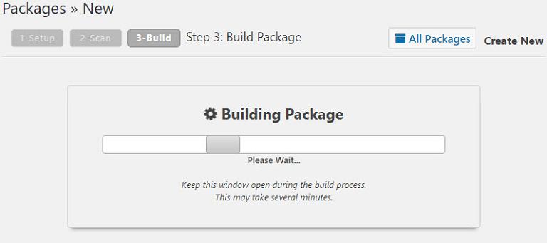 duplicator package
