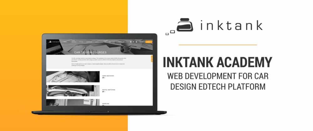 Cover image for Car Design EdTech Platform - inktank.academy | ProjectDetails