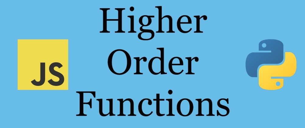 Cover image for What is a Higher Order Function?