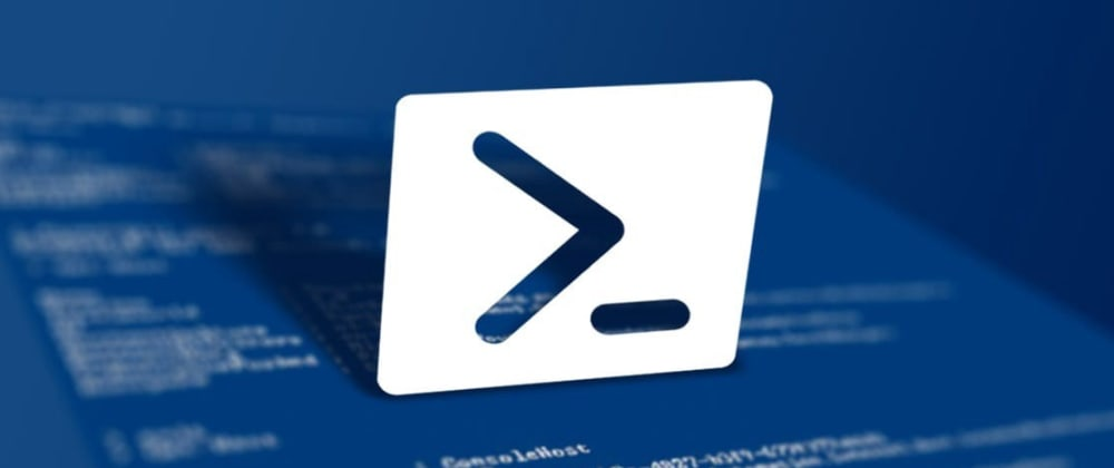 Cover image for How to run a PowerShell script ?