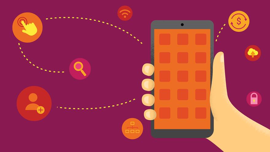 mobile solutions header image