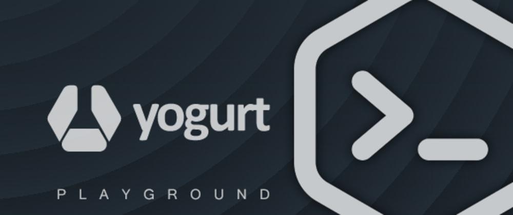 Cover image for Playground beta for Yogurt CSS