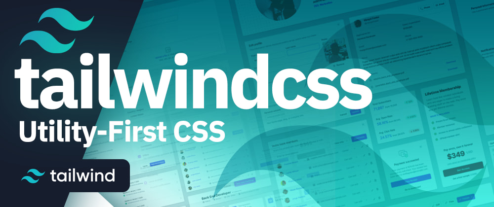 Cover image for Tailwind CSS Tutorial