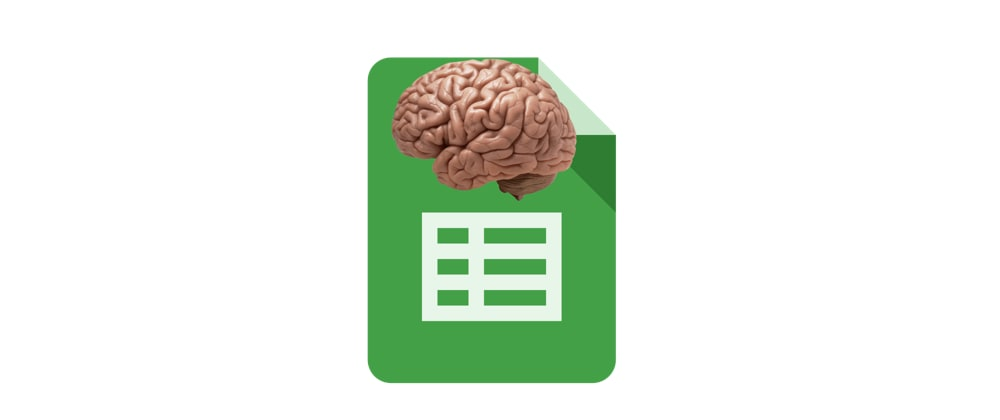 Cover image for Spreadsheet Powered AI