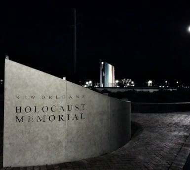 New Orleans Holocaust Memorial