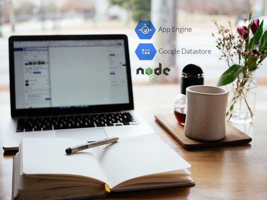 Blog application on Google App Engine