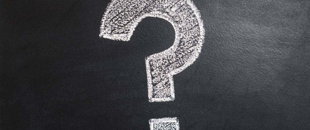 Cover image for How to Ask a Great Programming Question