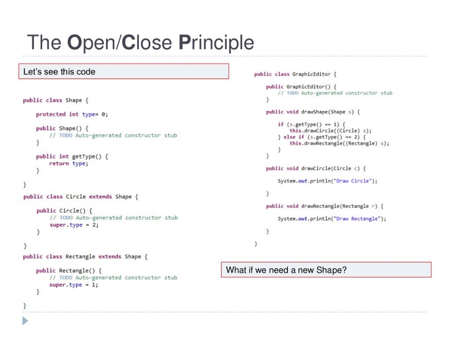 Top 10 Object Oriented Design Principles For Writing Clean Code Dev