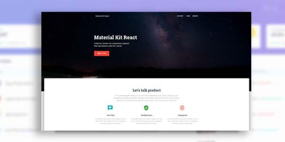 Nodejs Starter - Full-Stack React Material Kit - DEV