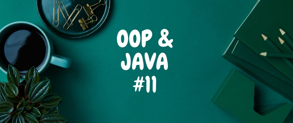 Cover image for Generics PECS - [OOP & Java #11]
