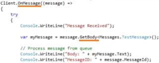 Demo Messaging Code-02